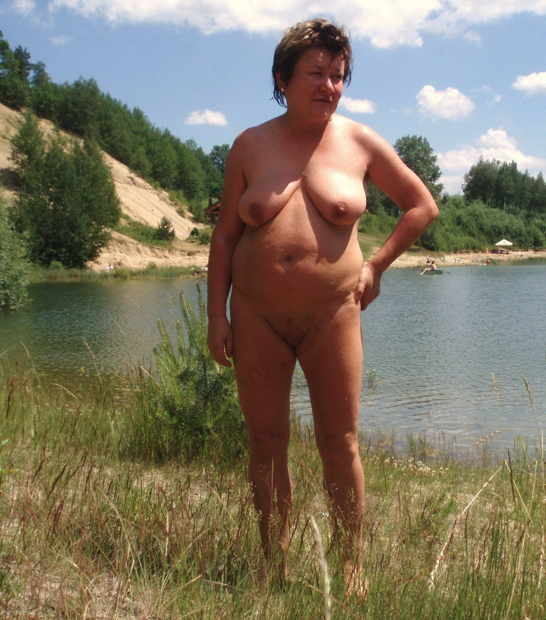 Granny nudist tumblr