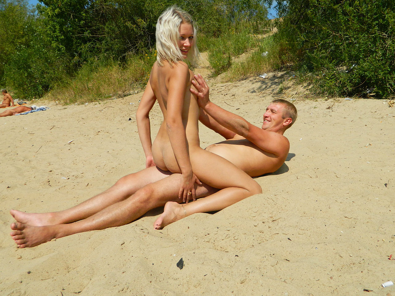 Valuable Beach porn nudist senseless